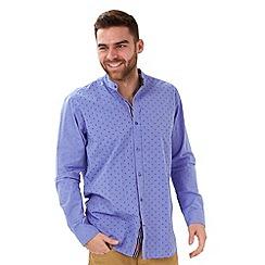 Joe Browns - Blue beach to bar shirt