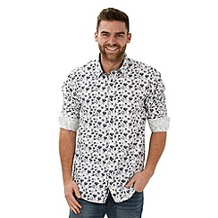 Joe Browns - White touch of the ocean shirt