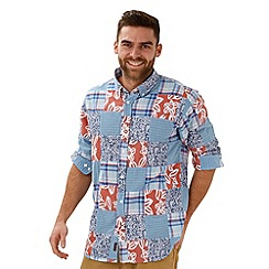 Joe Browns - Limited edition- multi coloured mix it up shirt