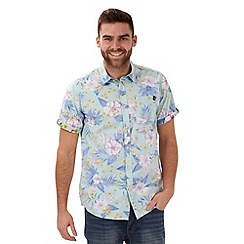 Joe Browns - Green club tropicana shirt