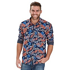Joe Browns - Blue summer sun shirt