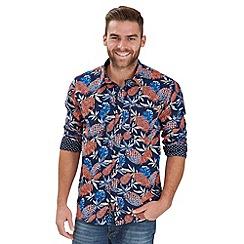 Joe Browns - Blue summer sun shirt
