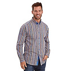 Joe Browns - Multi coloured double dapper shirt