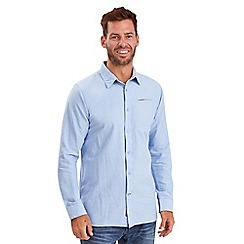 Joe Browns - Pale blue perfect pocket shirt
