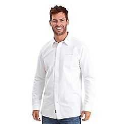 Joe Browns - White perfect pocket shirt