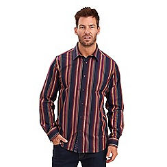 Joe Browns - Multi coloured snazzy stripe shirt