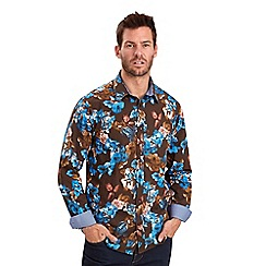 Joe Browns - Multi coloured perfect print shirt