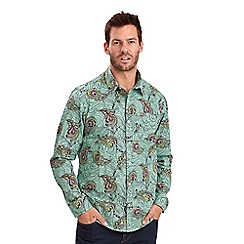 Joe Browns - Multi coloured large bold print shirt
