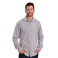 Joe Browns - White joe's versatile check shirt