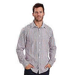 Joe Browns - White joe's versatile check shirt