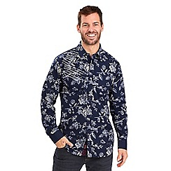 Joe Browns - Navy script shirt