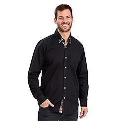 Joe Browns - Black pop out in paisley shirt