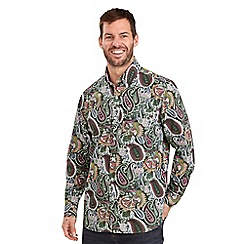 Joe Browns - Green all about paisley shirt