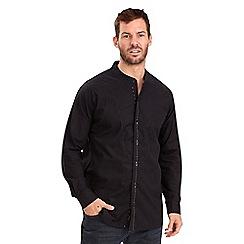Joe Browns - Black good time grandad shirt