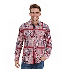 Joe Browns - Red high on life shirt