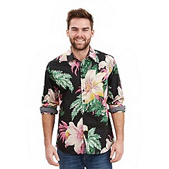 Joe Browns - Multi coloured full of life floral shirt