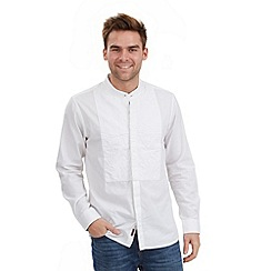 Joe Browns - White get out there grandad shirt
