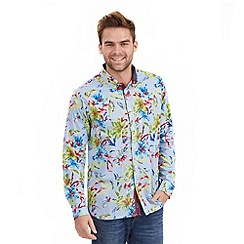 Joe Browns - Multi coloured bright and bold floral shirt