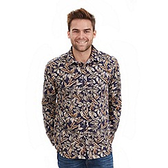 Joe Browns - Multi coloured luscious leaf shirt