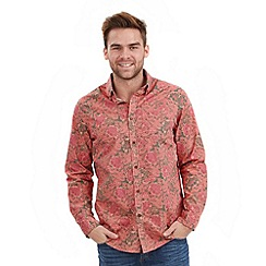 Joe Browns - Red perfect pattern shirt