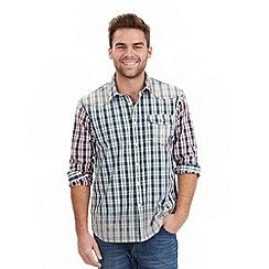 Joe Browns - Multi coloured mix it up check shirt
