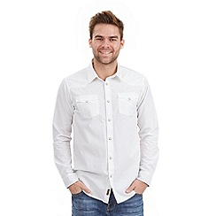 Joe Browns - White wicked western shirt