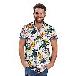 Joe Browns - Multi coloured brilliant bold surf shirt