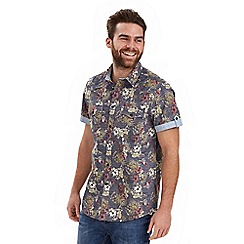 Joe Browns - Multi coloured beach to bar shirt