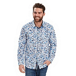 Joe Browns - Multi coloured in bloom shirt