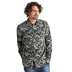 Joe Browns - Multi coloured jungle print shirt