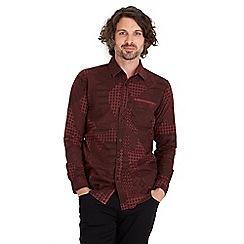 Joe Browns - Dark red dare to dye shirt