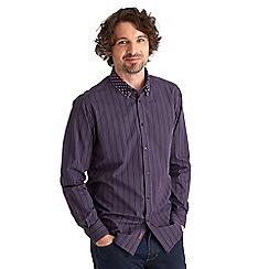 Joe Browns - Dark purple got it all shirt
