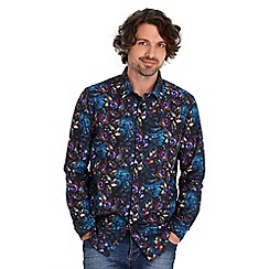 Joe Browns - Multi coloured majestic floral print shirt