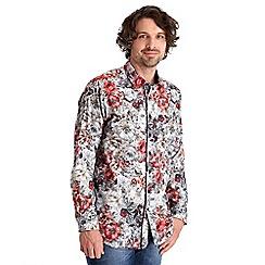 Joe Browns - Multi coloured perfect print shirt