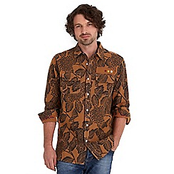 Joe Browns - Multi coloured canvas 98 shirt
