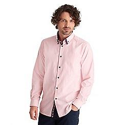 Joe Browns - Pink cool collar shirt