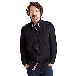 Joe Browns - Black cracking collar shirt