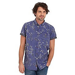 Joe Browns - Purple papillon shirt