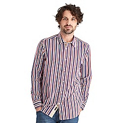Joe Browns - Multi coloured stripe me up shirt