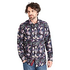 Joe Browns - Multi coloured midnight tropic shirt