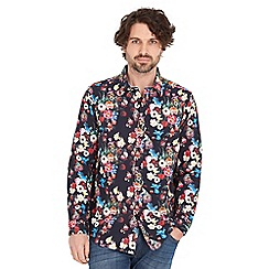 Joe Browns - Multi coloured secret garden shirt