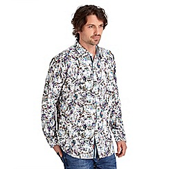 Joe Browns - Multi coloured funky floral shirt