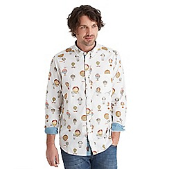 Joe Browns - White dizzy heights shirt