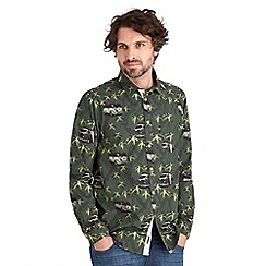 Joe Browns - Green adventure shirt