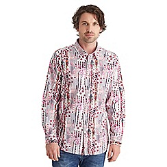Joe Browns - Multi coloured slice and dice shirt