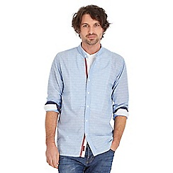 Joe Browns - Pale blue soothing grandad shirt