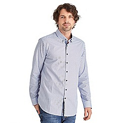 Joe Browns - Blue sensational spot shirt