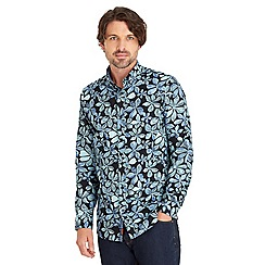 Joe Browns - Multi coloured tranquil floral shirt