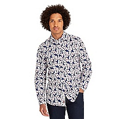 Joe Browns - Multi coloured play your hand shirt