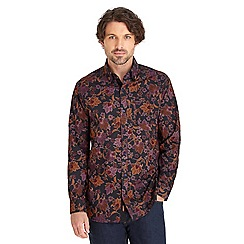 Joe Browns - Multi coloured pop of floral shirt